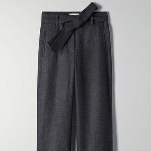 Aritzia Pants - Aritzia Wilfred Jallade Wool Pant